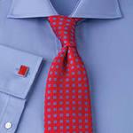 Как подобрать рубашку и галстук под костюм