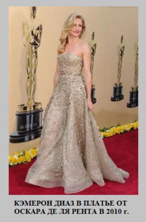"""Лучшие наряды в истории премии """"Оскар"""""""