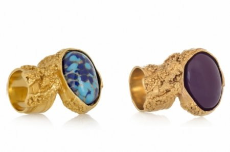 Изысканная коллекция колец от Ives Saint Laurent
