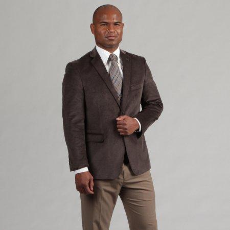 Как сочетать непарные брюки и пиджак