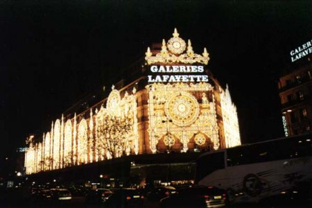Распродажи в Париже