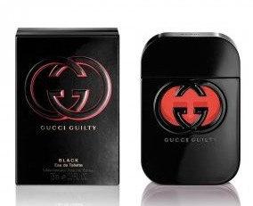 Новый женский парфюм Gucci Guilty Black