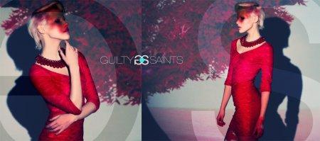 Новые экстравагантные образы от Gilty Saints
