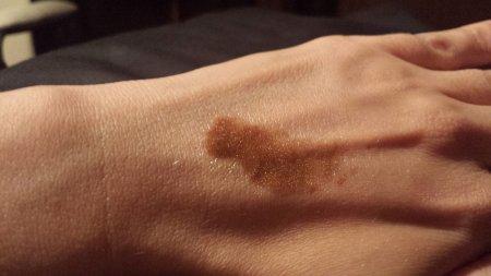 Масло-бронзант для тела Honey bronze