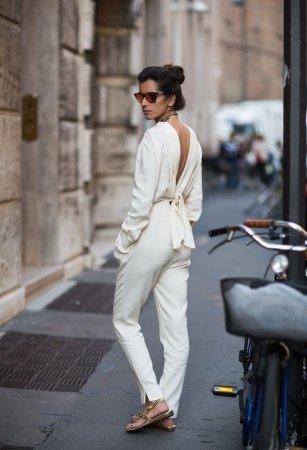 Подборка нарядов белого цвета