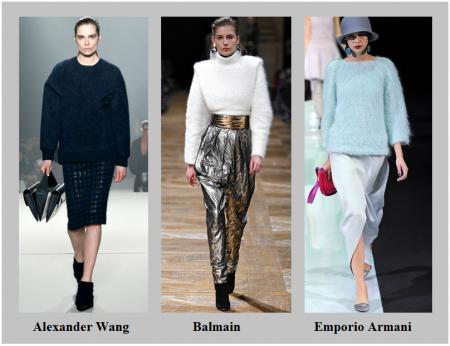 Основные тенденции осеннего сезона 2013 по версии журнала Vogue