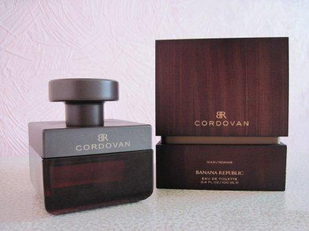 Мужской парфюм Cordovan  от Banana Republic