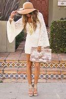 Белое платье - галерея образов