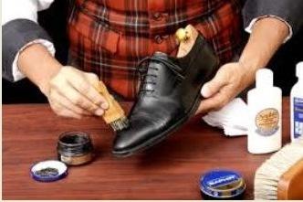 Как правильно ухаживать за мужской обувью