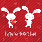 C днем святого Валентина!