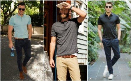 Как правильно выбрать и носить футболку-поло