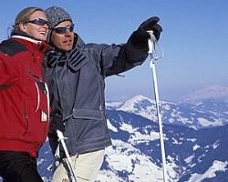 Горные лыжи на новый 2017 год недорого