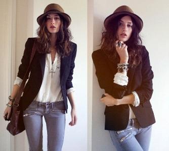 Чем отличается стиль винтаж в одежде от обычного старья