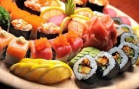 Заказать суши и роллы с доставкой на дом или на вечеринку