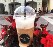Названия холодного кофе в московских кафе, его вкус и цены