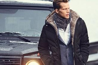 Как надо одеваться мужчине с приходом холодов