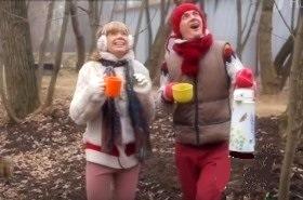 """Иван Ургант в веселом  клипе о нашей """"зимней"""" погоде"""
