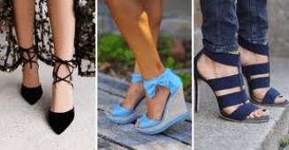 Босоножки женские 2018 года - модные тенденции и фото