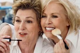Макияж для женщин после 45 чтобы выглядеть моложе своих лет