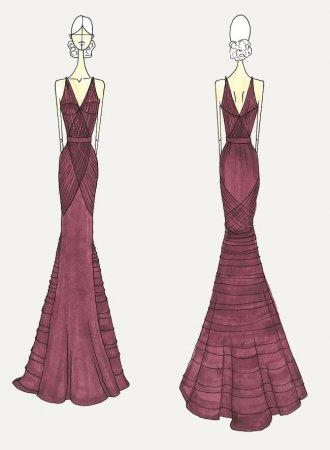 мода платья 2013 2014